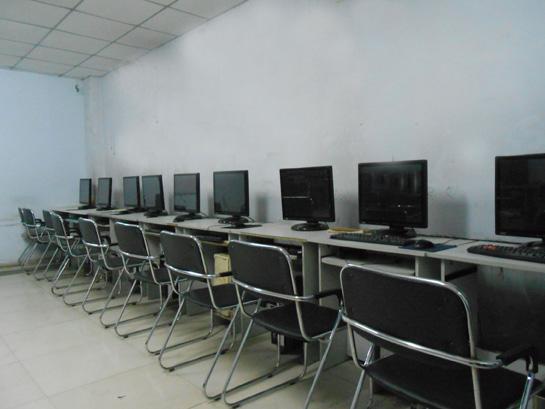 学校机房环境
